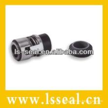 Single mechanical seal with big spring