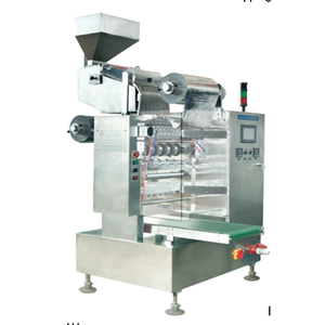Tablet strip packing machine