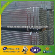 Melhor vendido quente mergulhado galvanizado tubo retangular