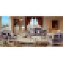 Conjunto de sofá de sala de estar para mobiliário de casa (956B)