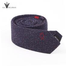 Promotion Cravate de polyester de bonne qualité de tache