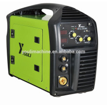 YOULI Inverter IGBT MIG + MMA machine à souder MIG-250MI