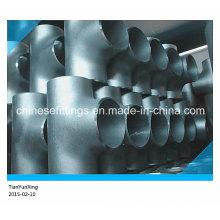 Stainless Steel Seamless Straight ANSI Asme ASTM Tee