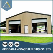 Fornecedor de China Design de moda Estrutura de aço Cobertura de estacionamento