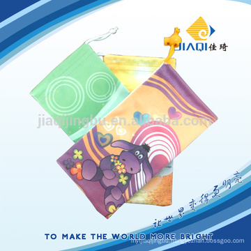 super soft pouches with heat transfer printing