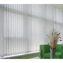 "Window Curtain 3.5"" Width Polyester Fabric Window Vertical Blind"