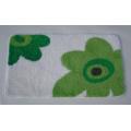 Chennile Bath Mat, Chennile Bathroom Mat, Chennile Mat, Textile Bath Mat (mat-10)