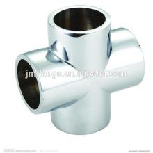 asme B16.25 SS304/316 butt tube forgedcross