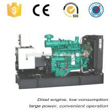 Venta caliente tipo abierto emergencia fuente de alimentación diesel generador