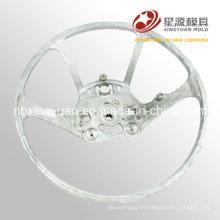 China finamente procesada última tecnología Superior Calidad Automotriz Die Casting-Steering Wheel Magnesio