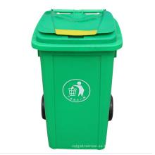 100 litros de plástico de basura de basura al aire libre (yw0012)