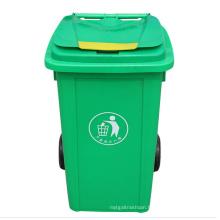 100 Liter Plastic Outdoor Garbage Bin (YW0012)