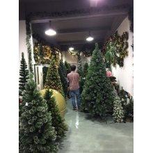 Arbre de Noël pré-déco avec éclairage (taille variée disponible)
