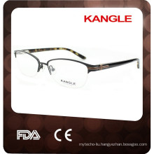 2017 Fashionable Lady metal optical eyeglasses & metal reading glasses