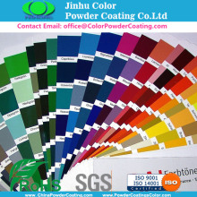RAL Colors Powder Powder Paint Powder Paint