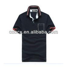 13PT1046 Good quality men's t shirt polo shirt