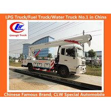 Dongfeng Double Row High Altitude Operating Aerial Platform Truck 22m
