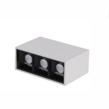 ECOJAS Dot03 4W Modern rail lighting system led spotlight ceiling magnetic track lights
