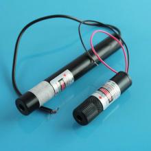 Точечный лазерный модуль, используемый для лазерного дальномера