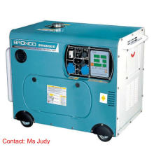 Bn5800dse / D Générateurs diesel silencieux refroidis à l'air Bn186f 5kw