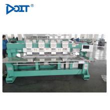 Máquinas industriales del bordado para la venta / casquillo de la cabeza y camiseta de bordado plano