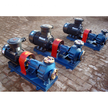 Thermal conductive oil transfer circulation pumps