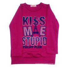 Spring Children Girl T-Shirt for Kids Wear