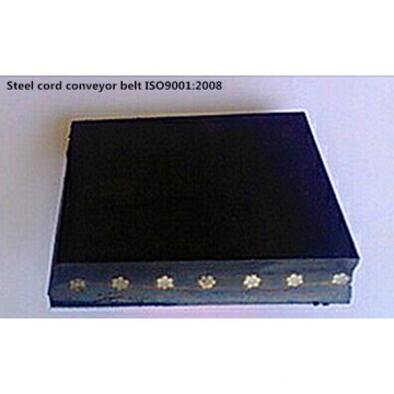 1400mm 5/5 ST1600 Cinta transportadora de cable de acero