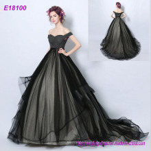 Frauen Kleidung Hersteller Abendkleid Lieferant Luxus Abendkleid