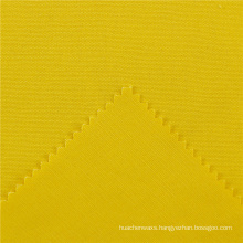 Top Selling Promotion Work Cloth Bag Fabric 255GSM yellow Cotton Canvas
