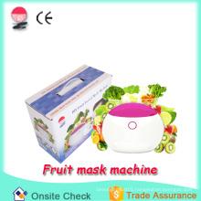 2015 DIY fruit and vegetables face mask making machine