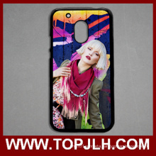 2D Sublimation Printable Blank Phone Case for Motorola G4 Play