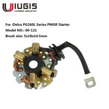 69-121 Brush Holder Assembly for Delco Pg260L Series Pmgr Starter