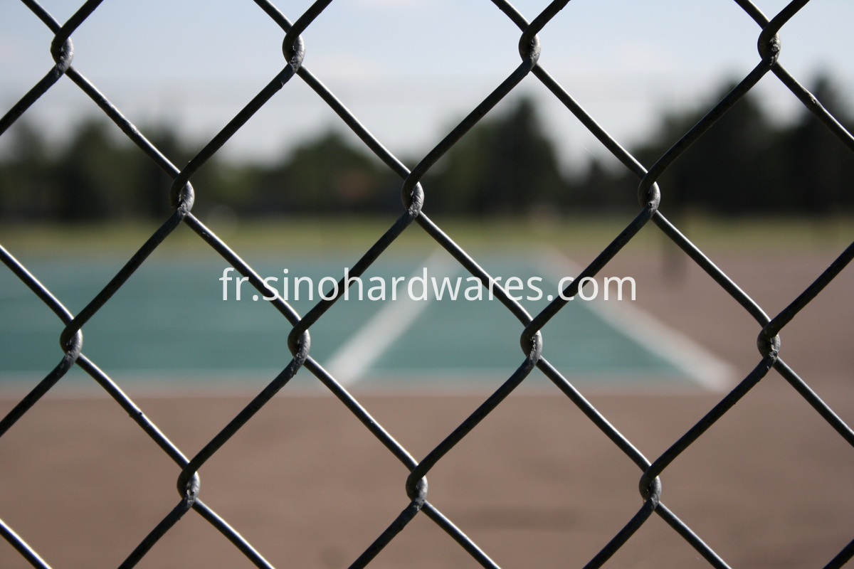 cheap chain link fence
