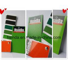Epoxy Main Raw Material and Powder Coating State Powder Coatings