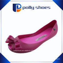 New Fashion Soft PVC Lady Shoe Shop 2016