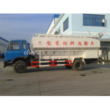12m3 dongfeng bulk feed truck, 4x2 china new bulk feed truck for sale