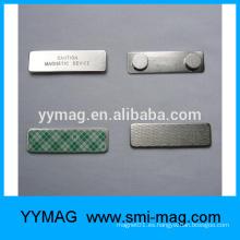 El sostenedor magnético magnético al por mayor de la insignia del metal