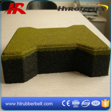 High Quality Rubber Mat for Dog Sharpe Garden Floor Tiles for Wholesales