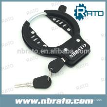 RBL-117 anti iron frame folding bike lock