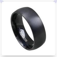 Accesorios de moda Anillo de titanio de joyería de moda (TR105)