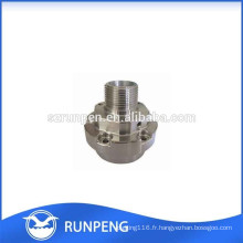 Pièce de rechange de moteur en aluminium de moulage mécanique sous pression