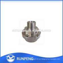 Peça de reposição de motor de alumínio fundido