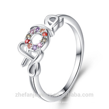jewelry zhefan mini order Value 925 silver ring mystic fashion jewelry design by turkish high margin jewelry