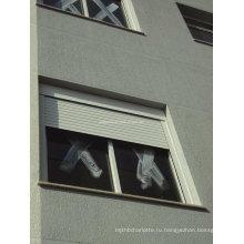 Наружные установленные алюминиевые оконные роликовые ставни