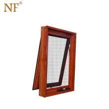 super energy saved oak wood swing timber window