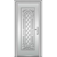 exterior stainless steel doors