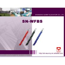 Kunststoff-wickelte Aufzug Balance Kette (SN-WFBS) zu kompensieren