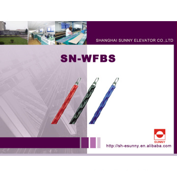 Aufzug-Balance Kette (SN-WFBS) zu kompensieren