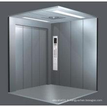 Ascenseur de fret (ouverture centrale de quatre panneaux)